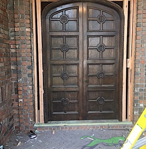 Residential Remodels Custom Door
