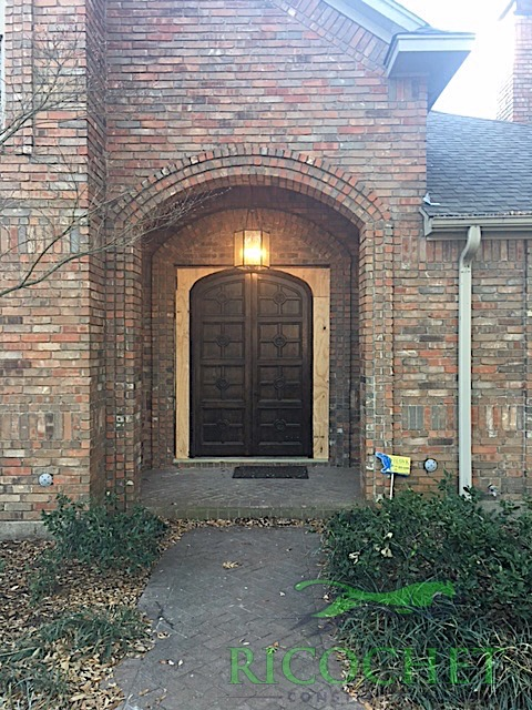 Custom Door Installation