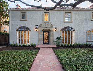 Highland Park Dallas, TX Home Remodel House Flip