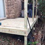 Ricochet Construction Wood Deck