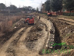 Excavation Retaining Walls
