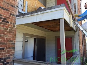 Balcony and Landing Repair and Replacement