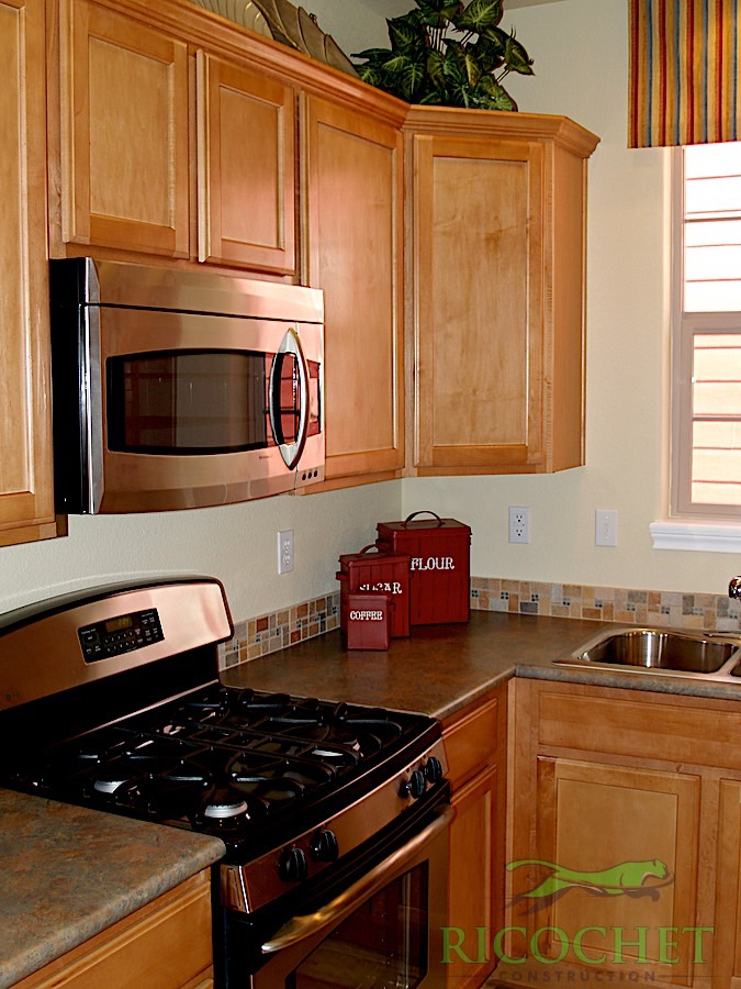 Small Kitchen Remodel Example