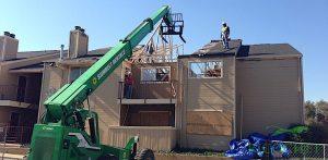 Fire & Flood Damage Repairs - Ricochet Construction
